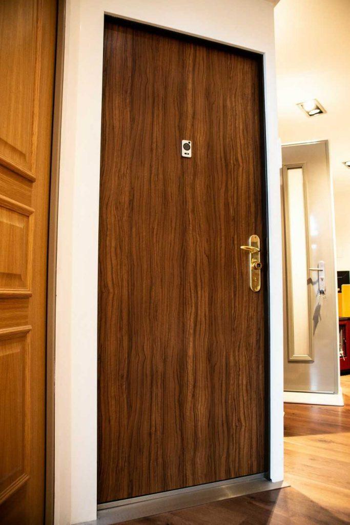 sécurisé vos porte d'entrée